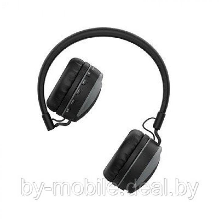Стерео Bluetooth гарнитура Borofone BO3 (черный-серый)