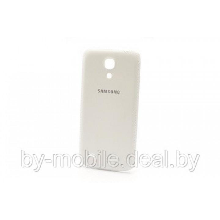 Задняя крышка для Samsung Galaxy S4 mini (GT-i9190, i9192, i9195) белый