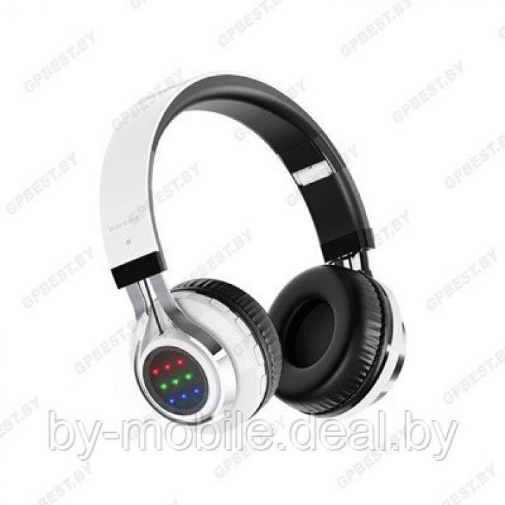 Стерео Bluetooth гарнитура Borofone BO8 (белый)