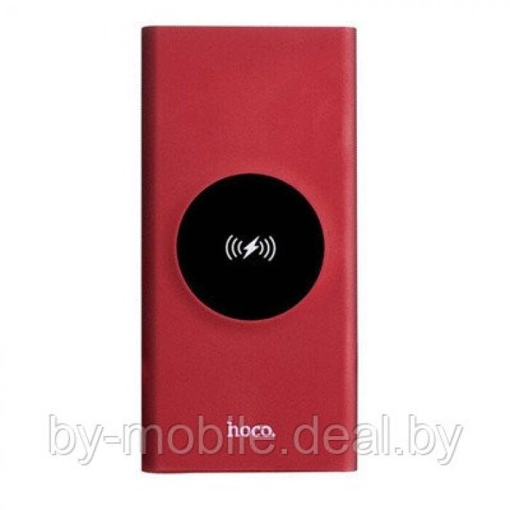 Портативное зарядное устройство Hoco j37 (красный)