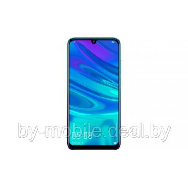 Защитное стекло HONOR 10 Lite HRX-LX1 5D синий