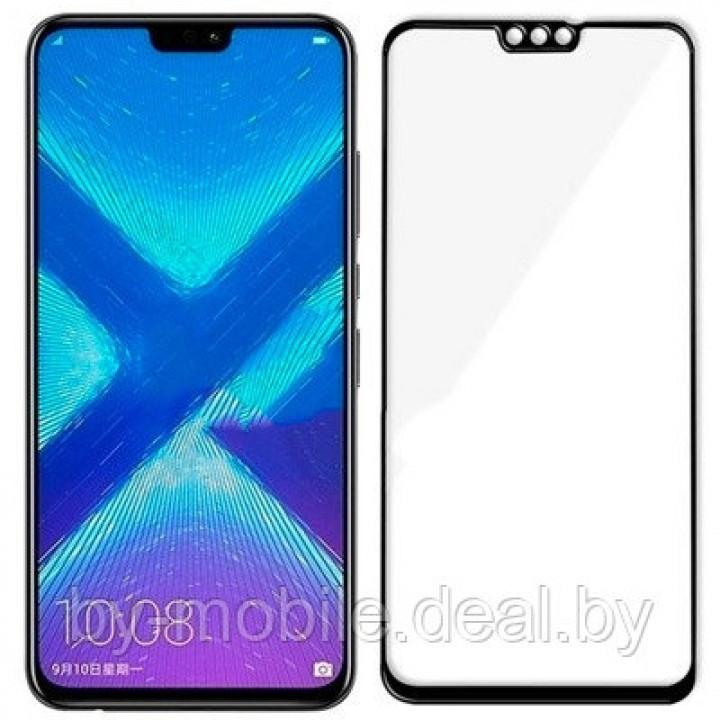 Защитное стекло Huawei Y9 2019 (JKM-LX1) 5D черный