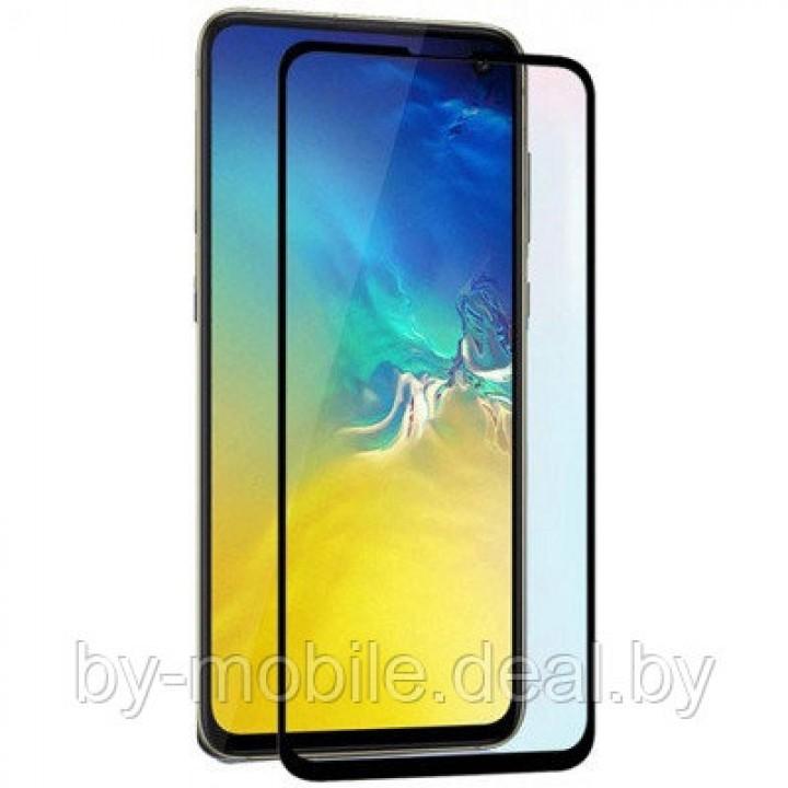 Защитное стекло Samsung Galaxy S10e (черный) 5D