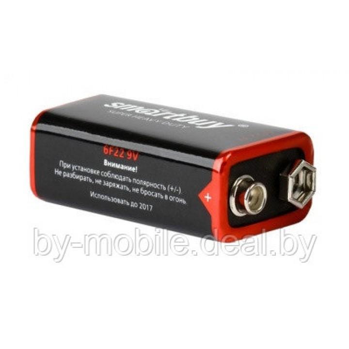 Батарея SmartBuy 6F22 9V