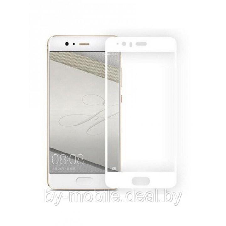 Защитное стекло Huawei P10 Lite WAS-LX1 5D белый