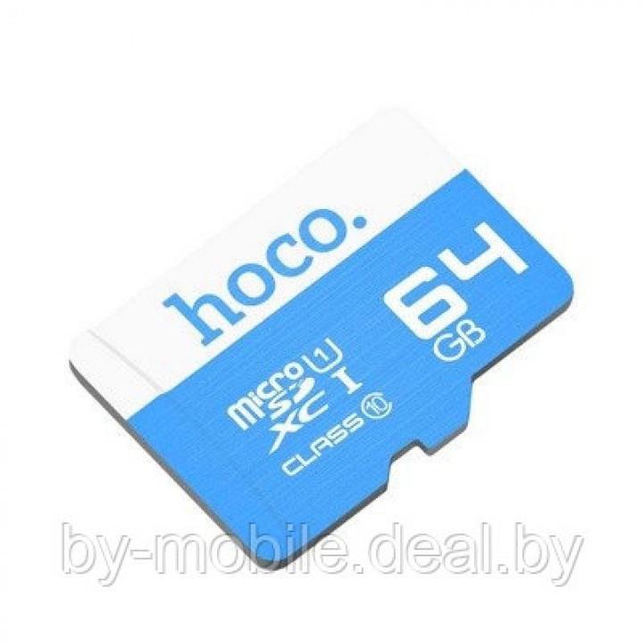 Карта памяти Hoco micro-sd (UHS-1) 64 GB