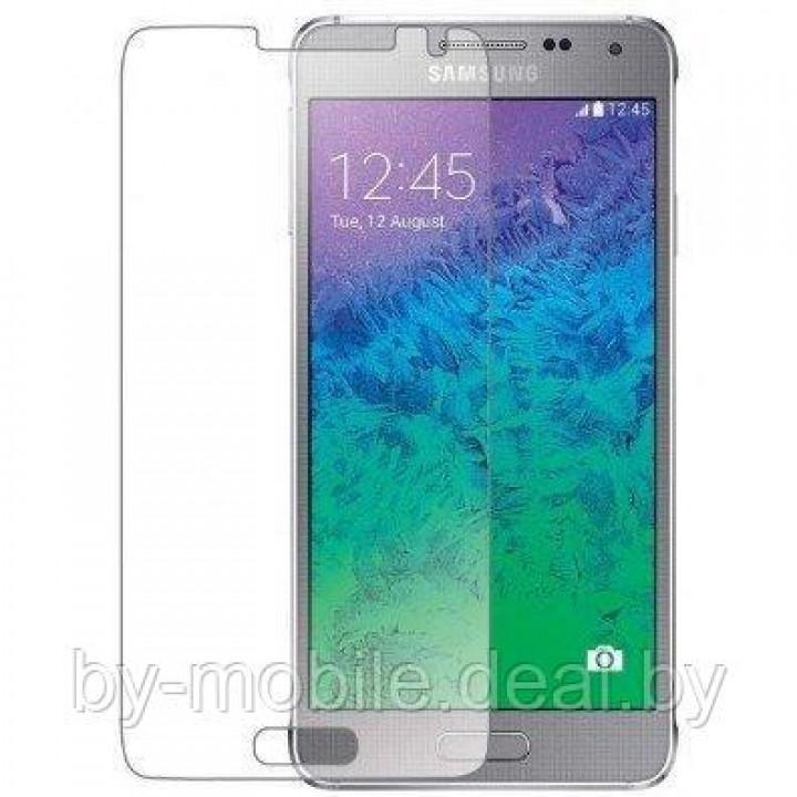 Защитная плёнка для Samsung Samsung Galaxy Alpha (G850) (глянцевая )