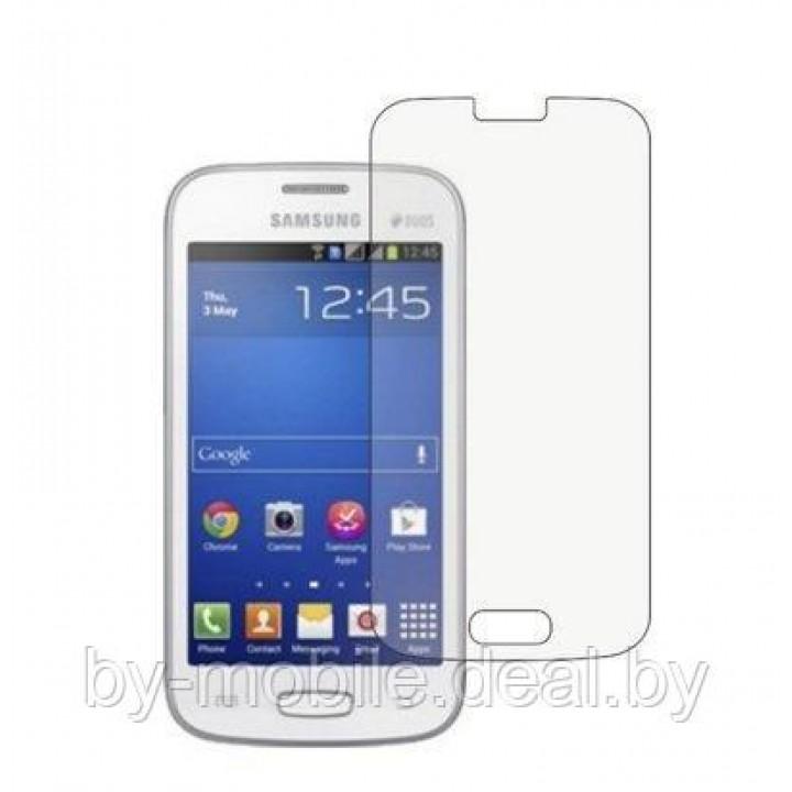 Защитная плёнка для Samsung Galaxy Ace Style (G357FZ) (глянцевая )