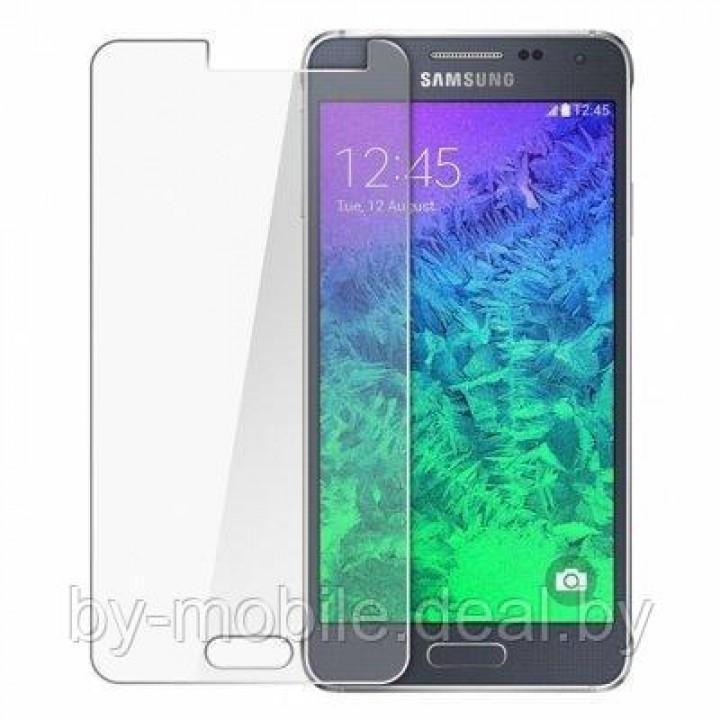 Защитная плёнка для Samsung G850F Galaxy Alpha (матовая )