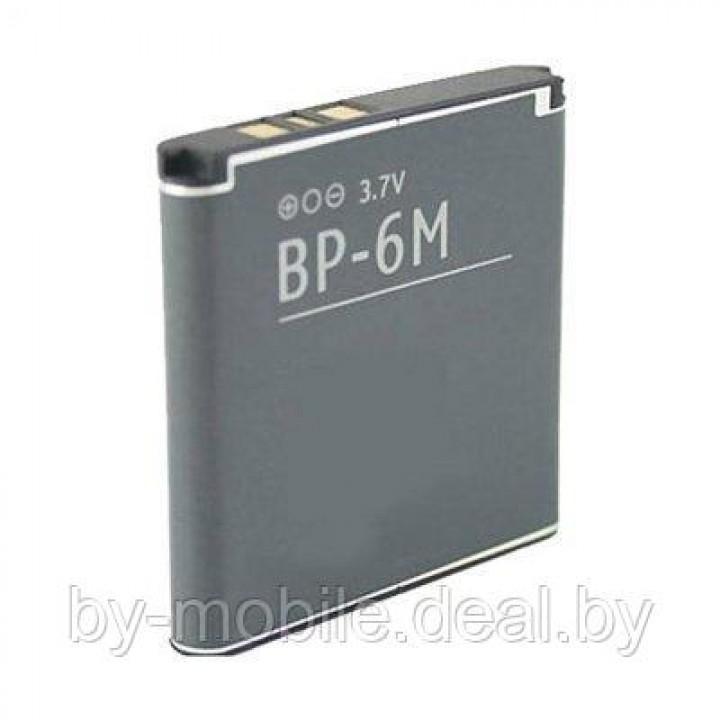 АКБ (Аккумуляторная батарея) для телефона NOKIA BP-6M
