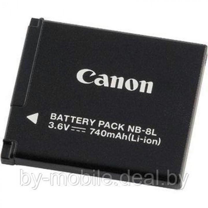 АКБ (Аккумуляторная батарея) для фотоаппаратов Canon NB-8L