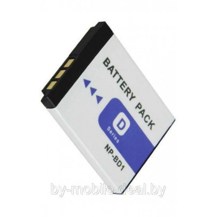 АКБ (Аккумуляторная батарея) для цифровых фотоаппаратов Sony NP-BD1,NP-FD1