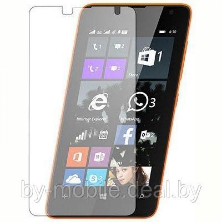Защитная пленка для Nokia Lumia 501 ( прозрачная )