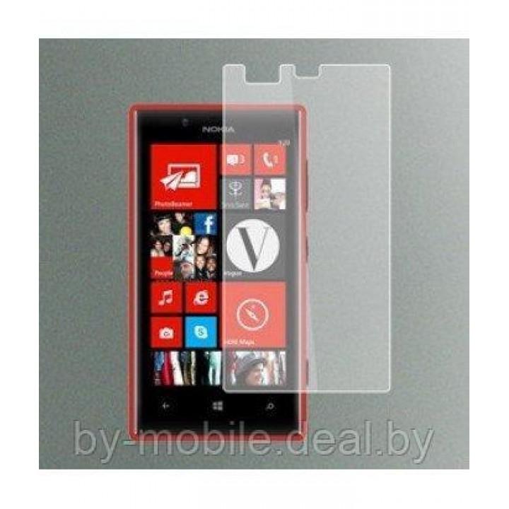Защитная пленка для Nokia Lumia 720 ( глянцевая)