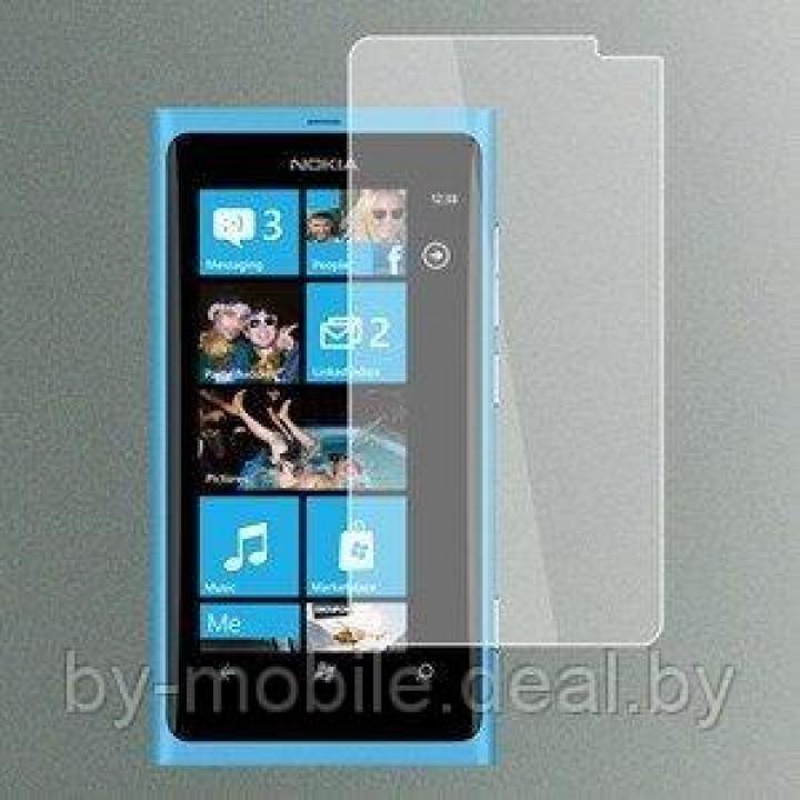 Защитная пленка для Nokia Lumia 800 ( глянцевая )