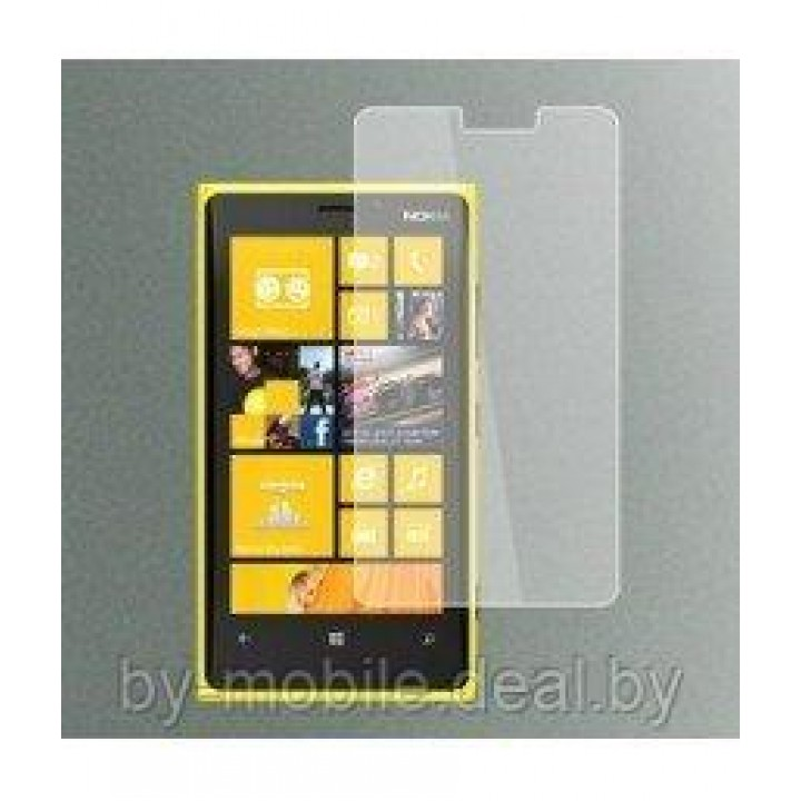 Защитная пленка для Nokia Lumia 920 ( глянцевая )