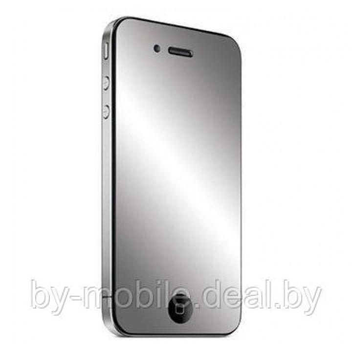 Защитная пленка для Apple iPhone 4/4S ( зеркальная )