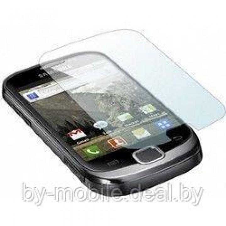 Защитная пленка для Samsung Galaxy S5670 Galaxy Fit ( глянцевая )