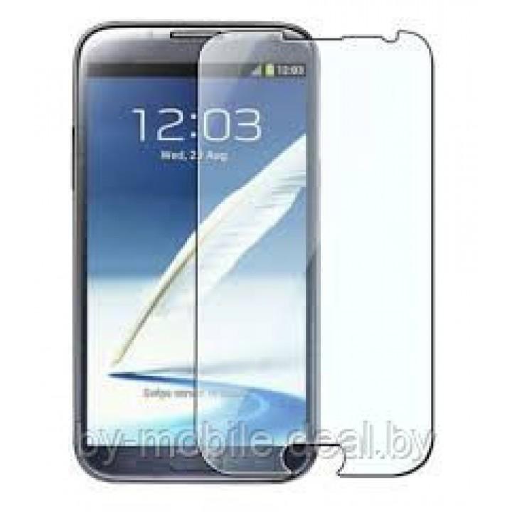 Защитная плёнка для Samsung N7100 Galaxy Note II  (матовая )
