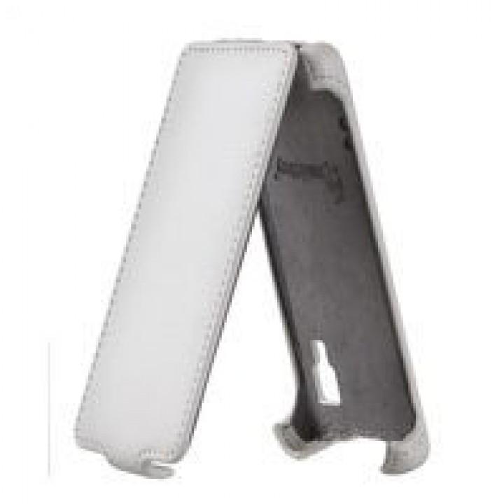 Флип-чехол для LG Optimus L5 II белый