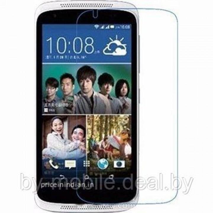 Защитная пленка для HTC Desire 526 Dual Sim (глянцевая)