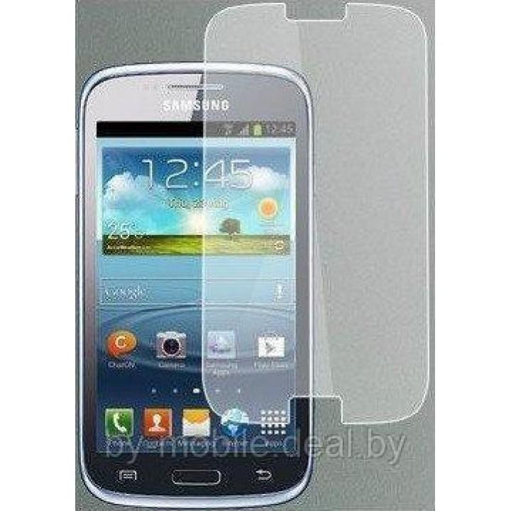 Защитная пленка для Samsung Galaxy Core (I8262) ( глянцевая )