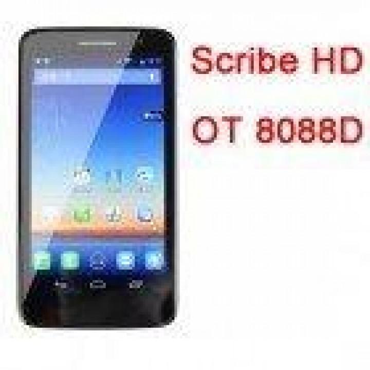 Защитная пленка для Alcatel One Touch Scribe HD 8008D ( глянцевая )