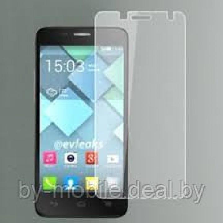 Защитная пленка для Alcatel One Touch Idol Mini 6012X( глянцевая )