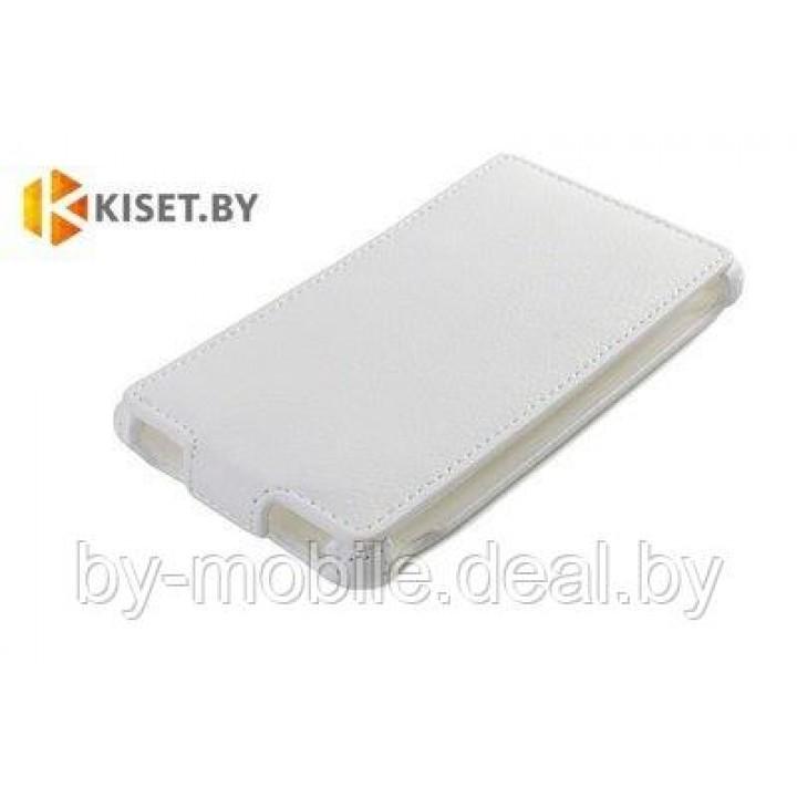 Чехол книжка Sony Xperia ZL белый