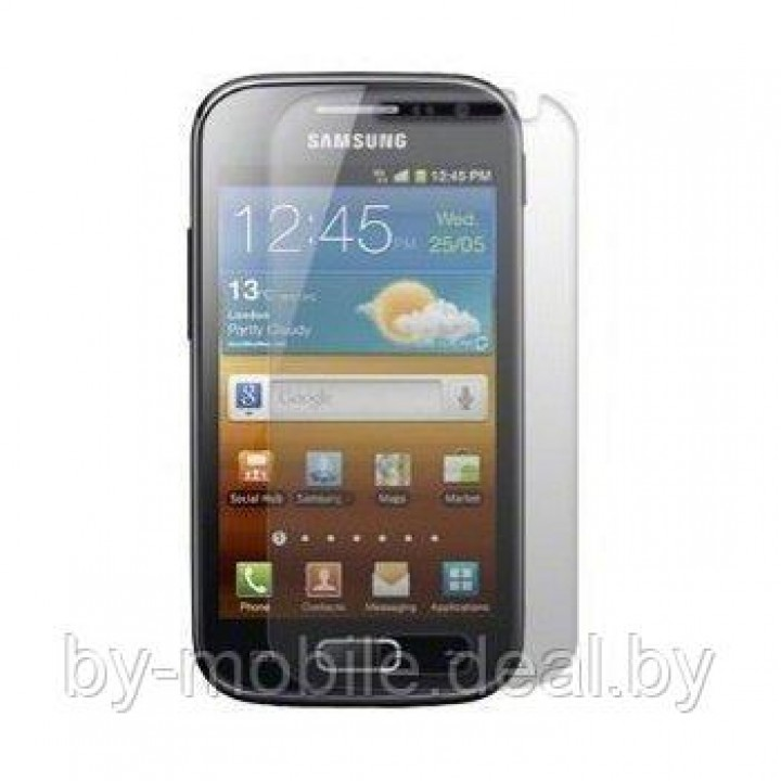 Защитная пленка для Samsung i8160 Galaxy Ace 2 ( матовая )