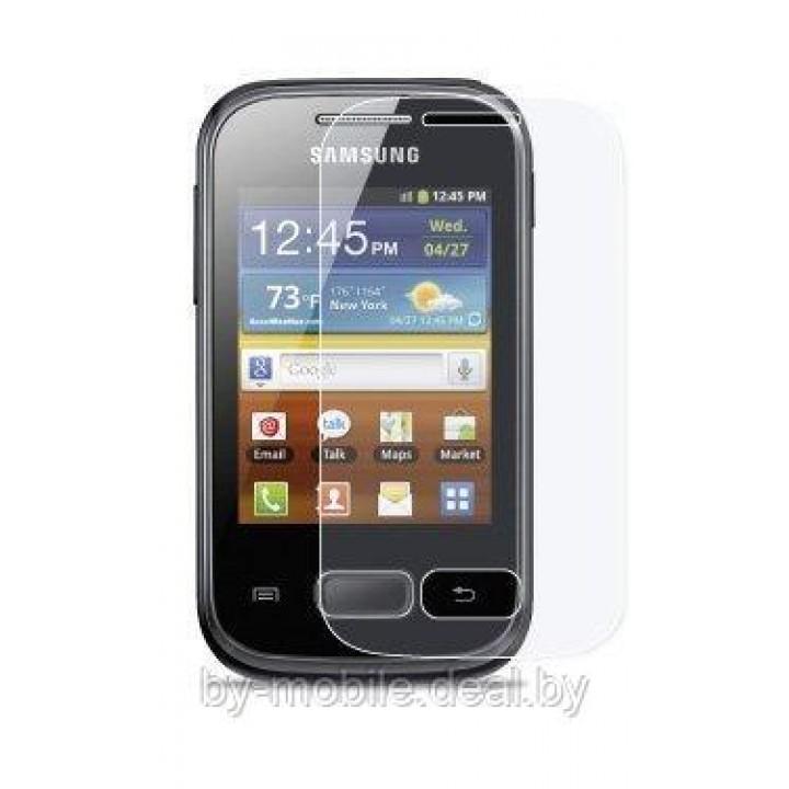 Защитная пленка для Samsung S5300 Galaxy Pocket ( матовая )