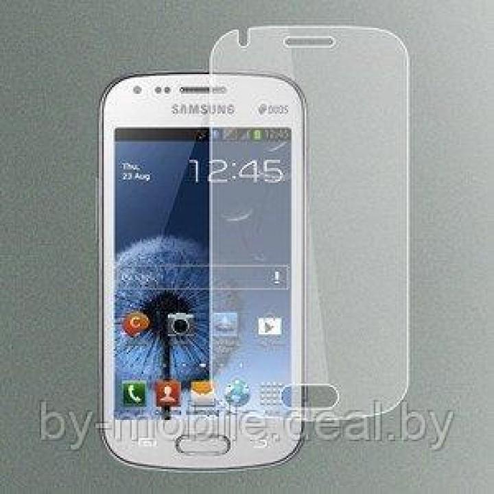 Защитная пленка для Samsung S7562 Galaxy S Duos ( матовая )