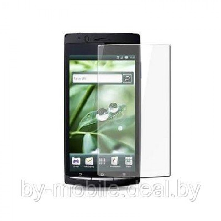 Защитная пленка для Sony Ericsson Xperia arc S LT18i ( матовая )