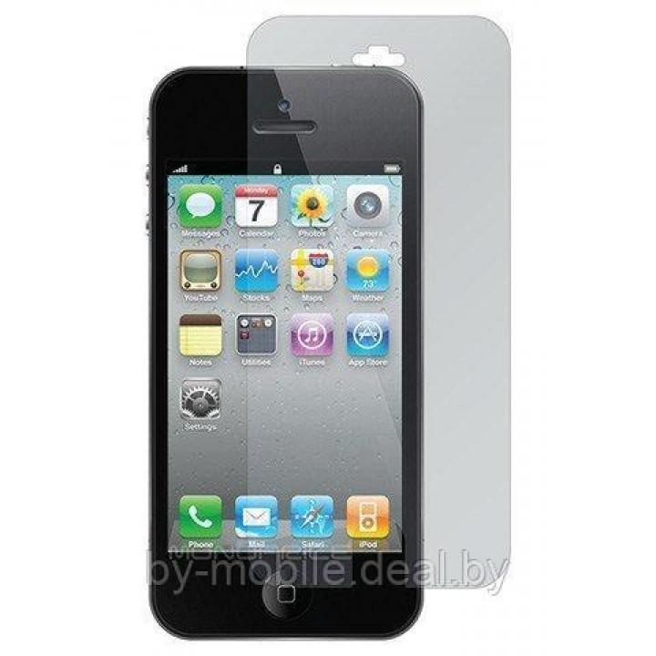 Защитная пленка для Apple iPhone 5 ( антибликовая )