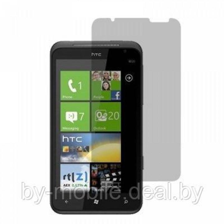 Защитная пленка для HTC Titan ( антибликовая )