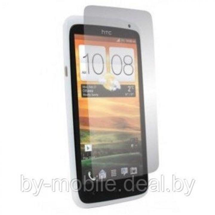 Защитная пленка для HTC One X ( антибликовая, глянцевая  )