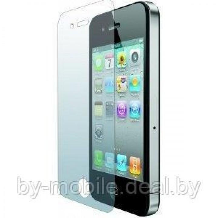 Защитная пленка для Apple iPhone 4/4S ( матовая, антибликовая )