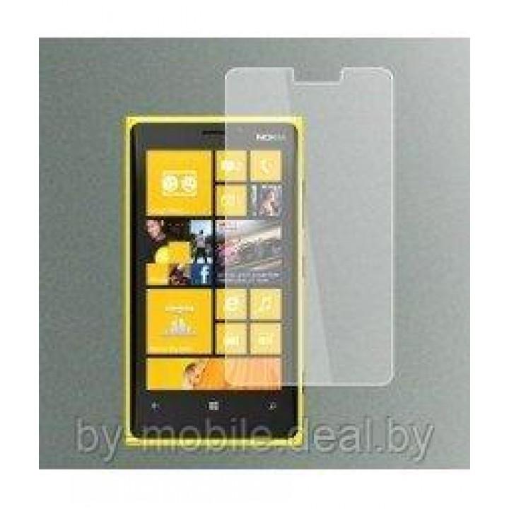 Защитная пленка для Nokia Lumia 920 ( матовая , антибликовая )