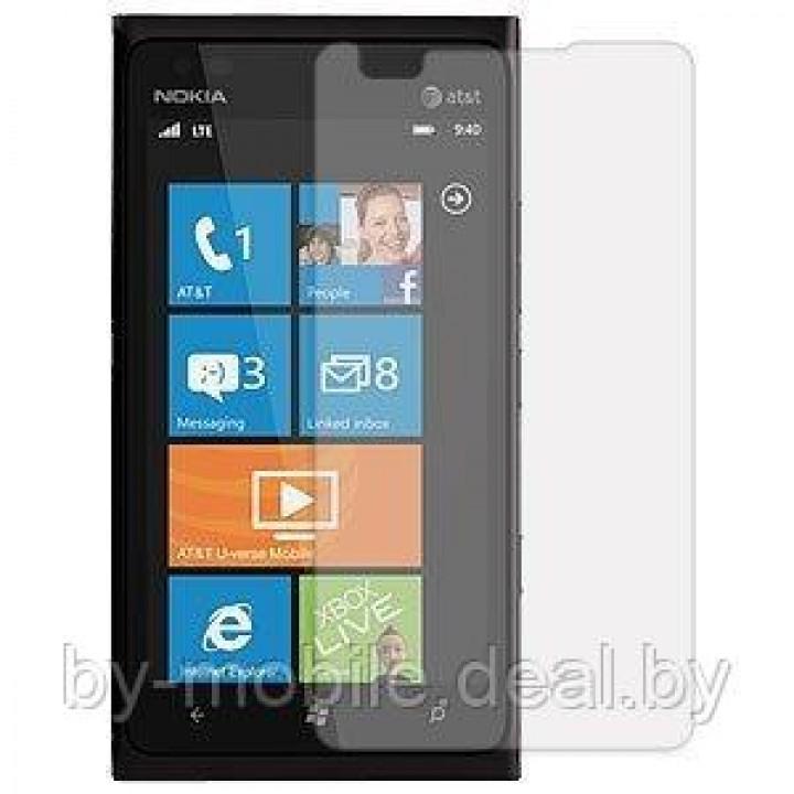 Защитная пленка для Nokia Lumia 501 ( матовая , антибликовая )