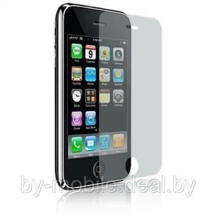 Защитная пленка для Apple iPhone 3g ( глянцева )