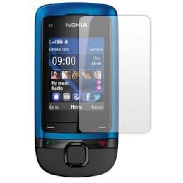 Защитная пленка для Nokia C2-05 ( глянцевая )