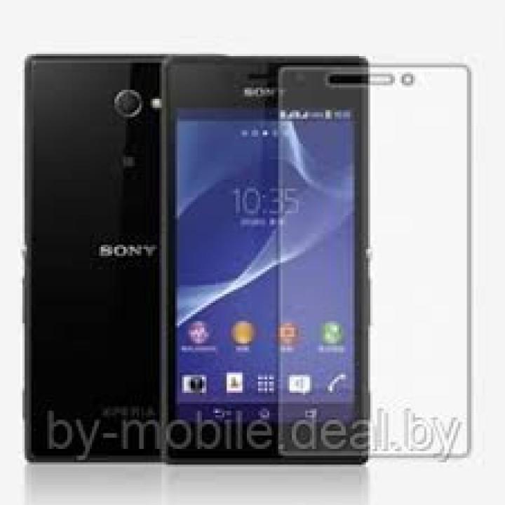 Защитная пленка для Sony Xperia M2 ( матовая )