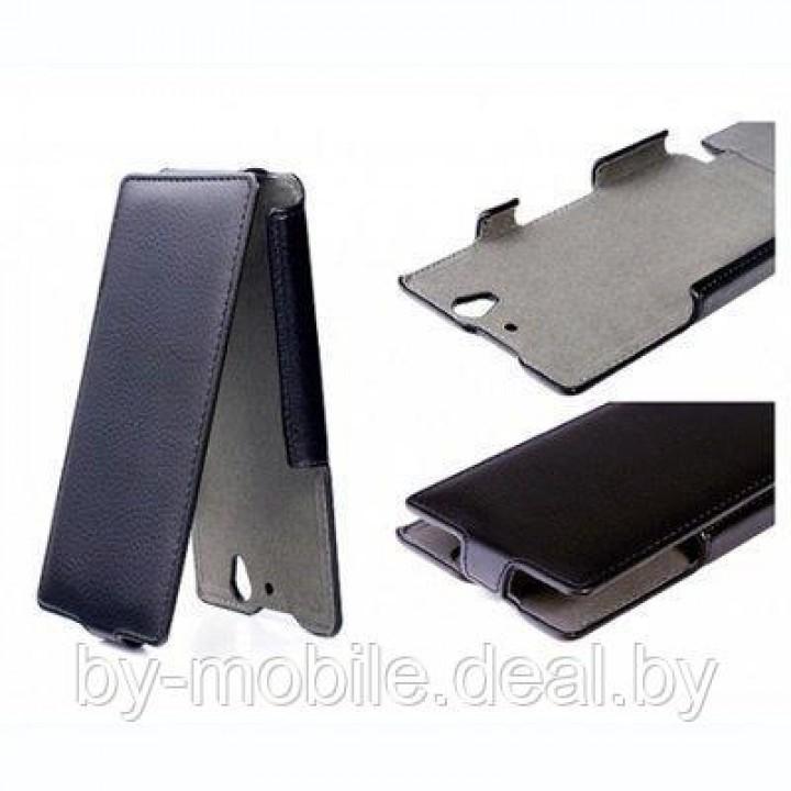 Чехол для мобильного телефона sony xperia Z чёрный