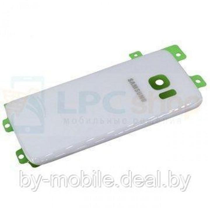 Задняя крышка для Samsung Galaxy s7 G930F белая