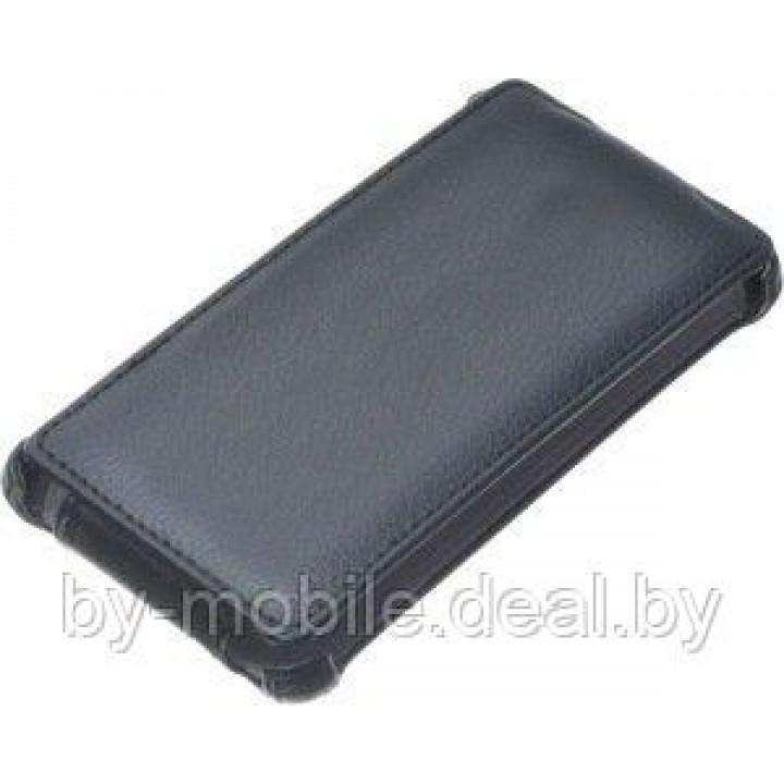 Чехол футляр-книга ACTIV Flip Leather для Sony Xperia S LT26i (чёрный)