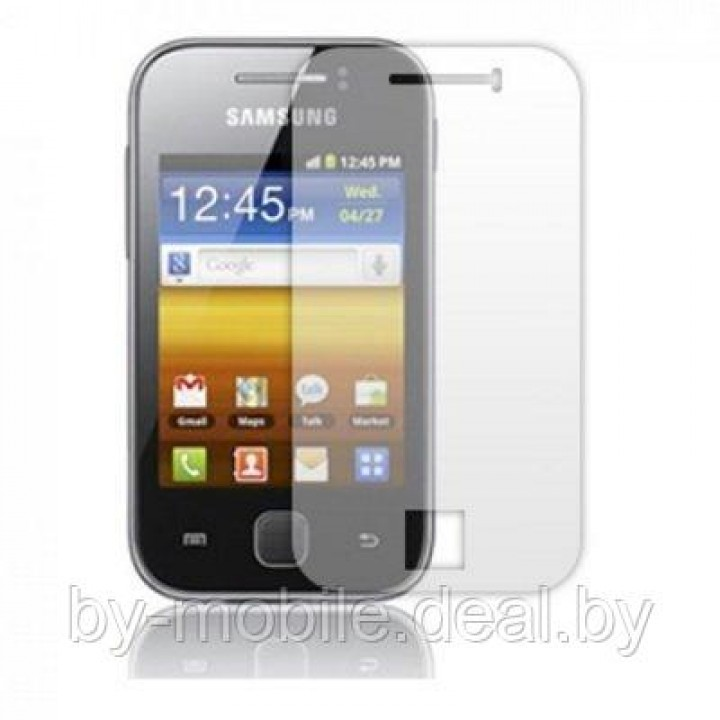 Защитная пленка для Samsung i8150 Galaxy W( глянцевая )