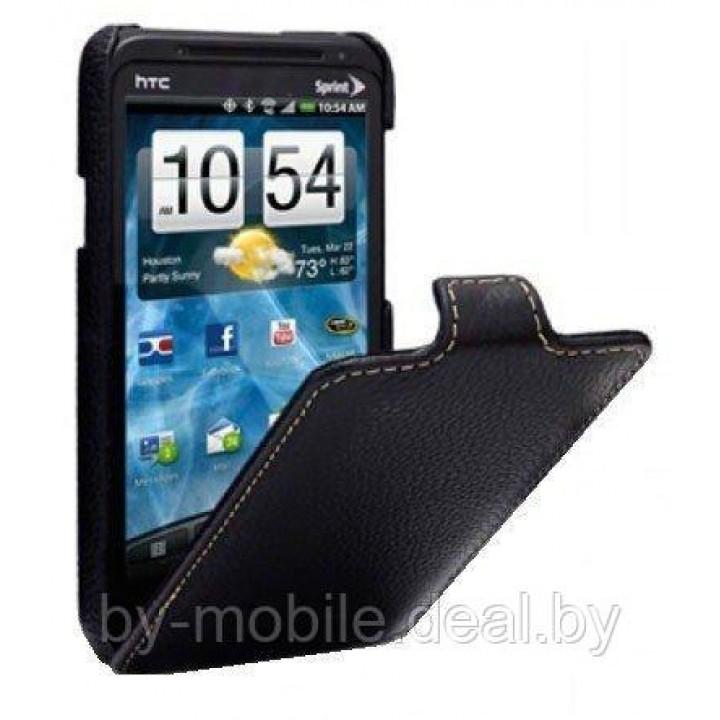 Чехол футляр-книга ACTIV Flip Leather для HTC Desire 816 (чёрный)