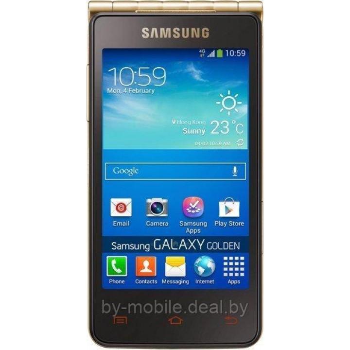 Защитная пленка для Samsung i9235 Galaxy Golden (прозрачная)