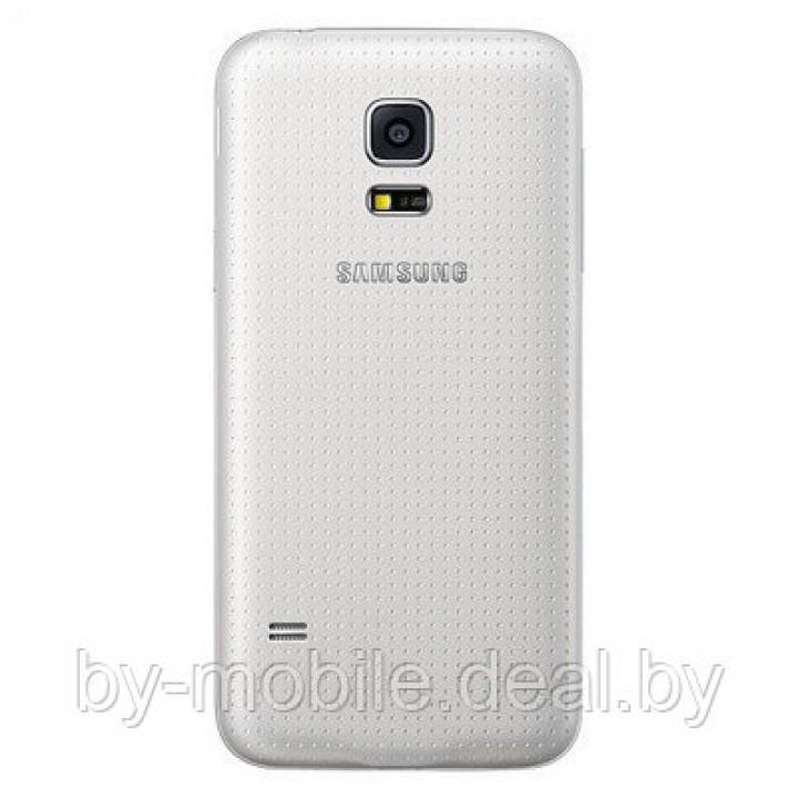 Задняя крышка для Samsung Galaxy S5 mini (G800F) белый