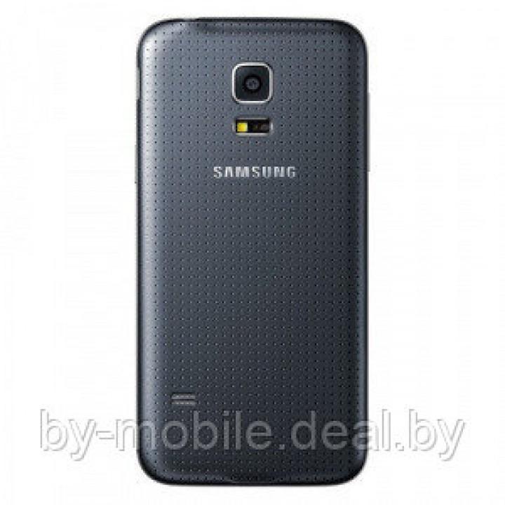 Задняя крышка для Samsung Galaxy S5 (SM-G900F) черный